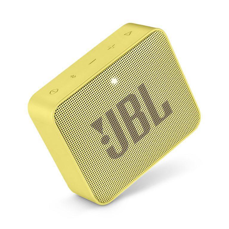 اسپیکر JBL GO 2 Lemonade Yellow