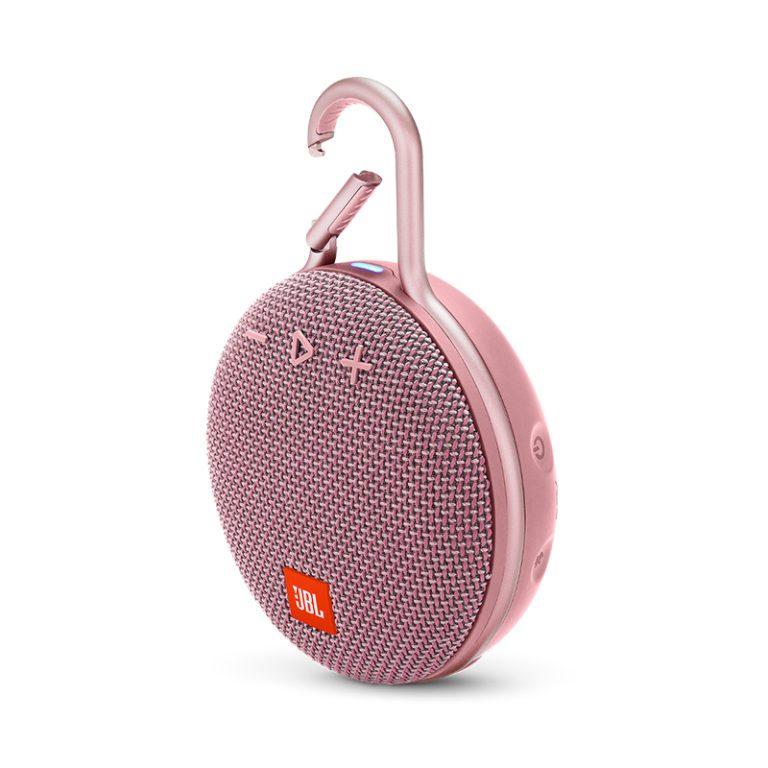 اسپیکر JBL CLIP 3  Dusty Pink