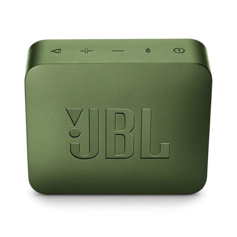 اسپیکر JBL GO 2 Moss Green
