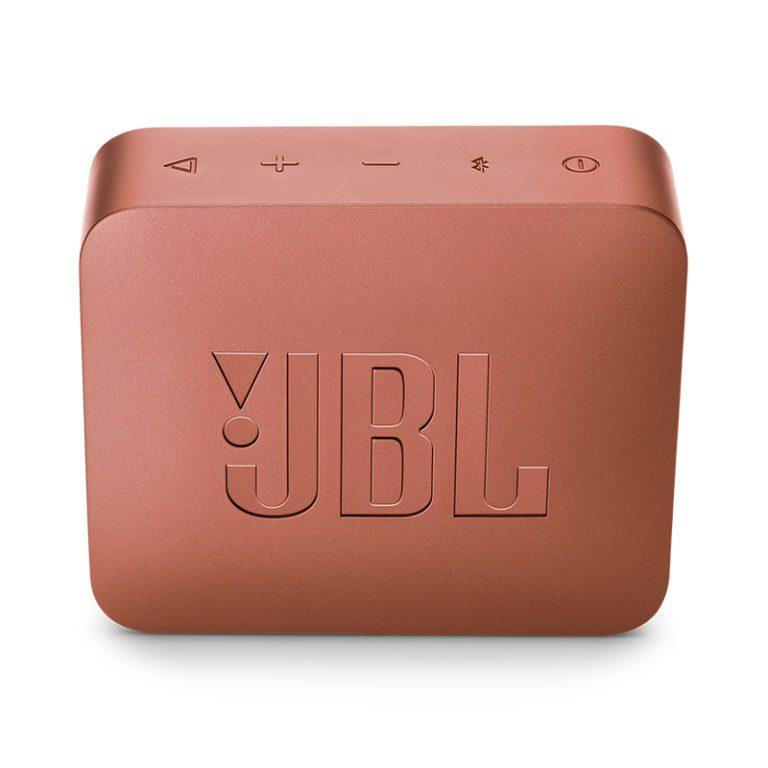 اسپیکر JBL GO 2 Sunkissed Cinnamon