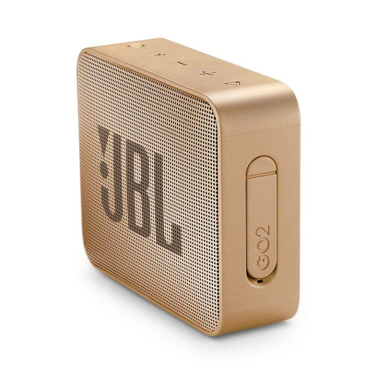 اسپیکر JBL GO 2 Champagne