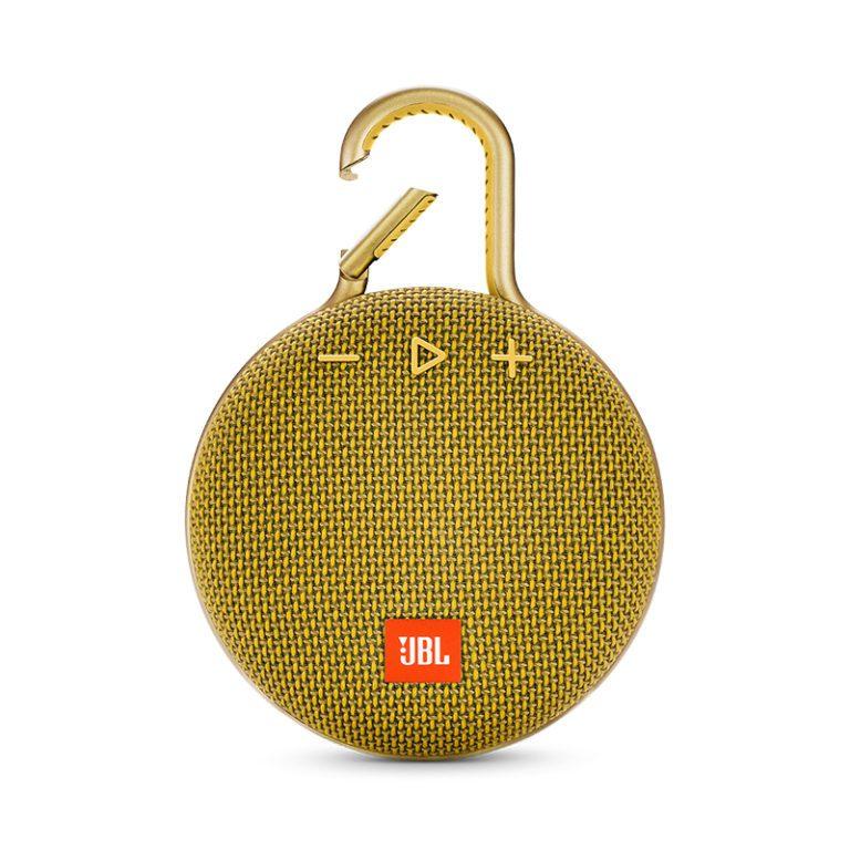 اسپیکر JBL CLIP 3  Mustard Yellow
