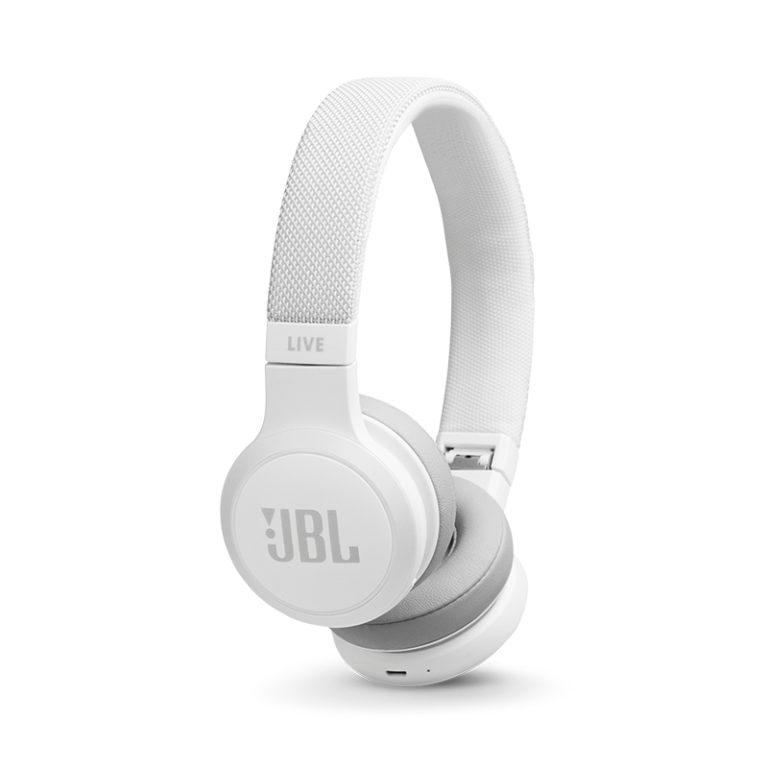 هدفون JBL LIVE 400 BT White
