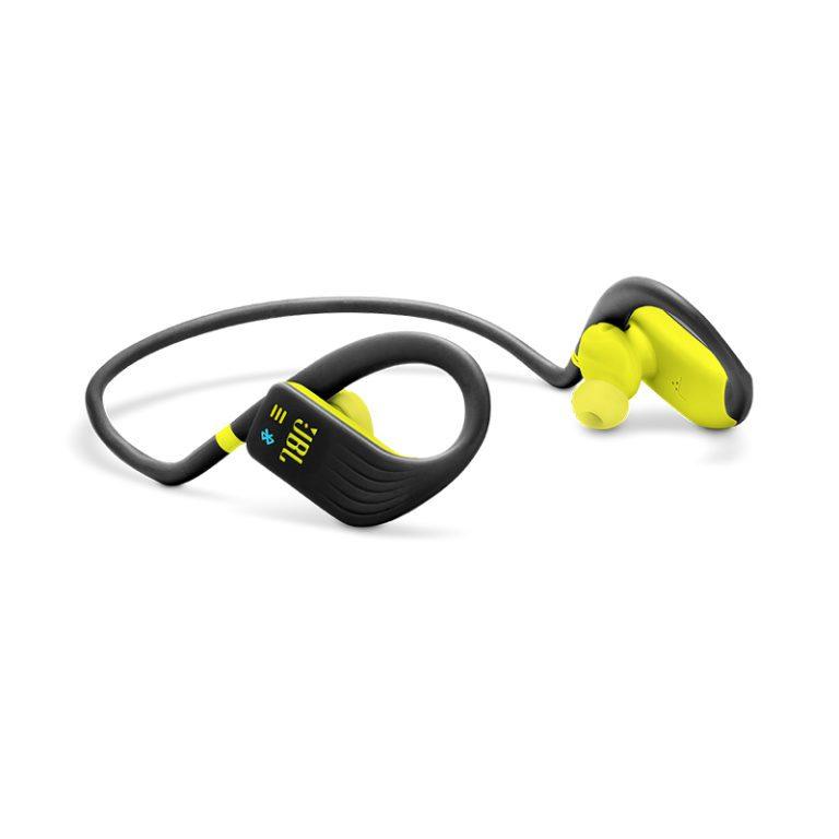 هدفون JBL Endurance Dive Yellow