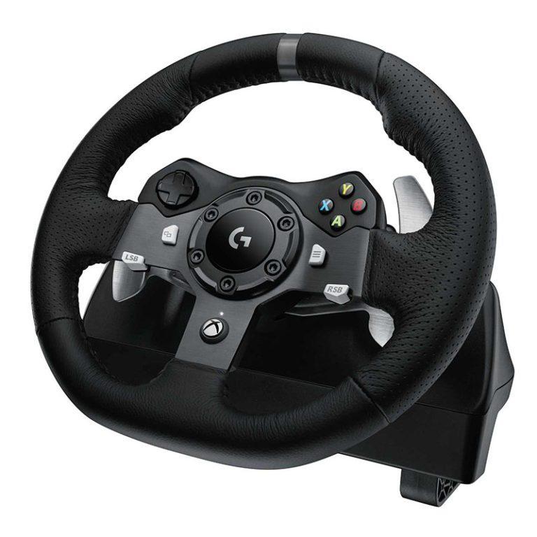 فرمان شبیه ساز Logitech G920 Driving Force