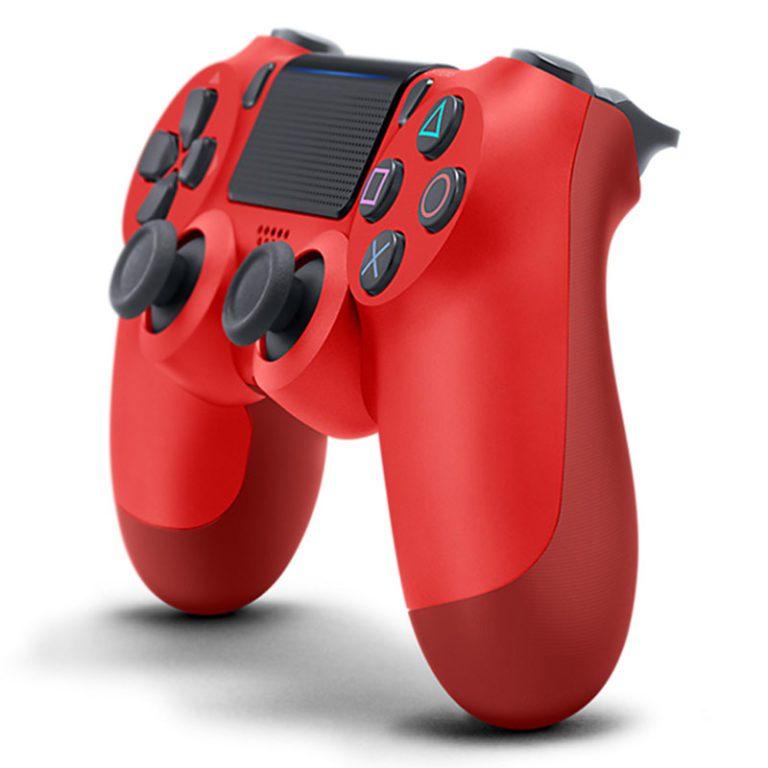 دسته بازی  DualShock 4 Red
