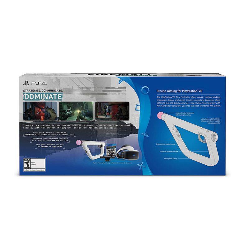 تفنگ PlayStation VR Aim Control Bundle FireWall