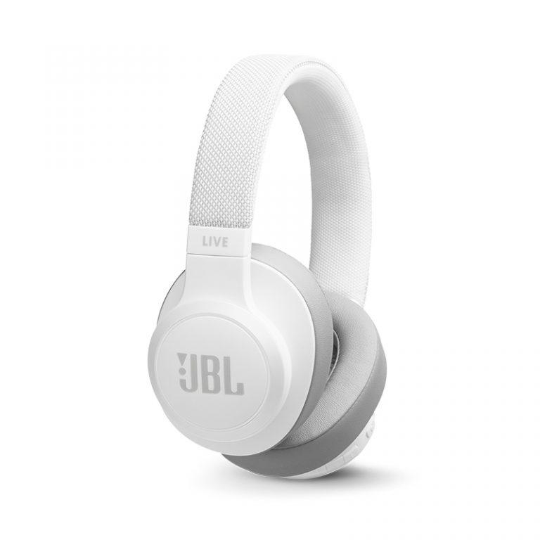 هدفون JBL LIVE 500BT White