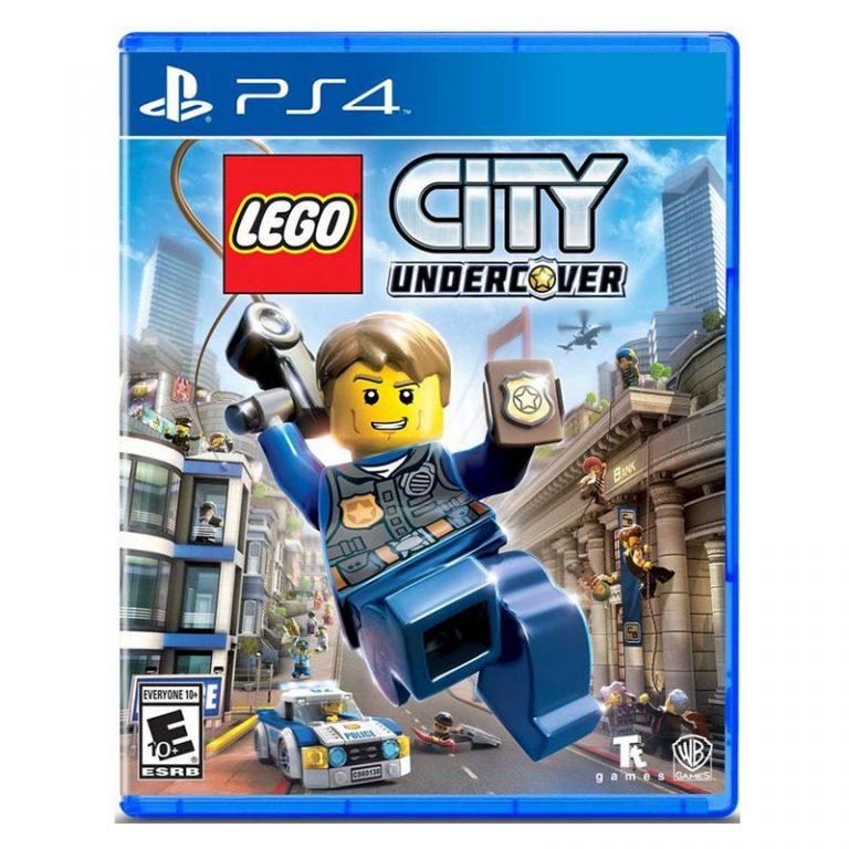 بازی LEGO CiTY  PS4 R2