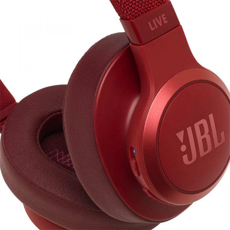 هدفون JBL LIVE 500 BT Red