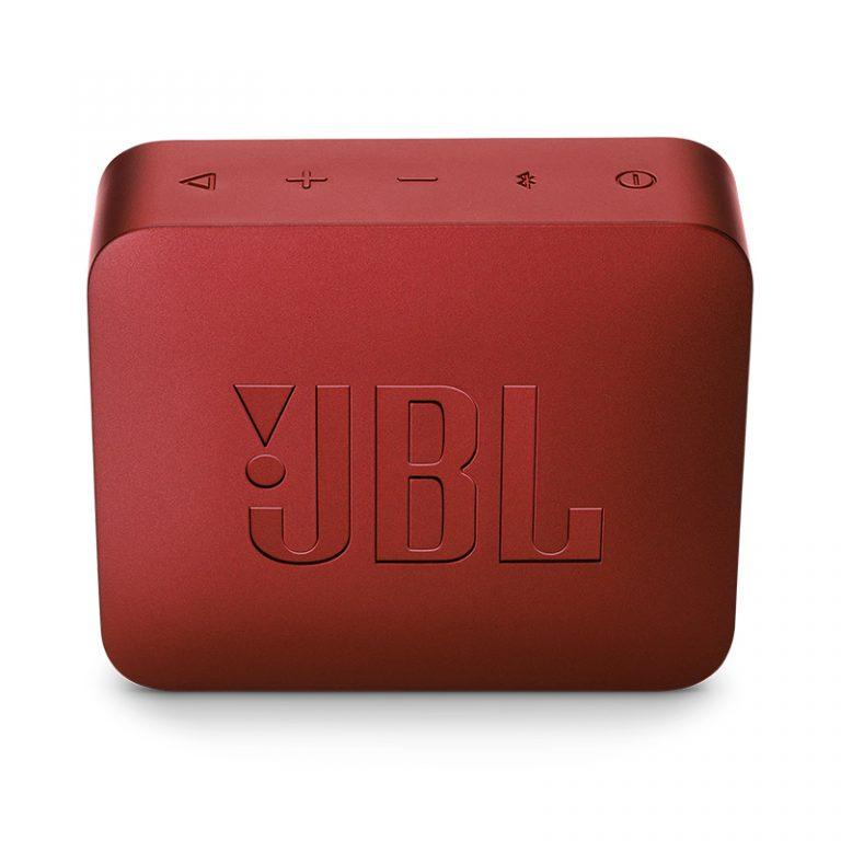 اسپیکر JBL GO 2 Ruby Red