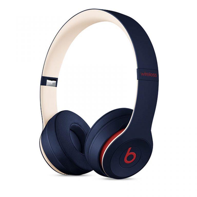 هدفون Beats Solo 3 Wireless Club Navy