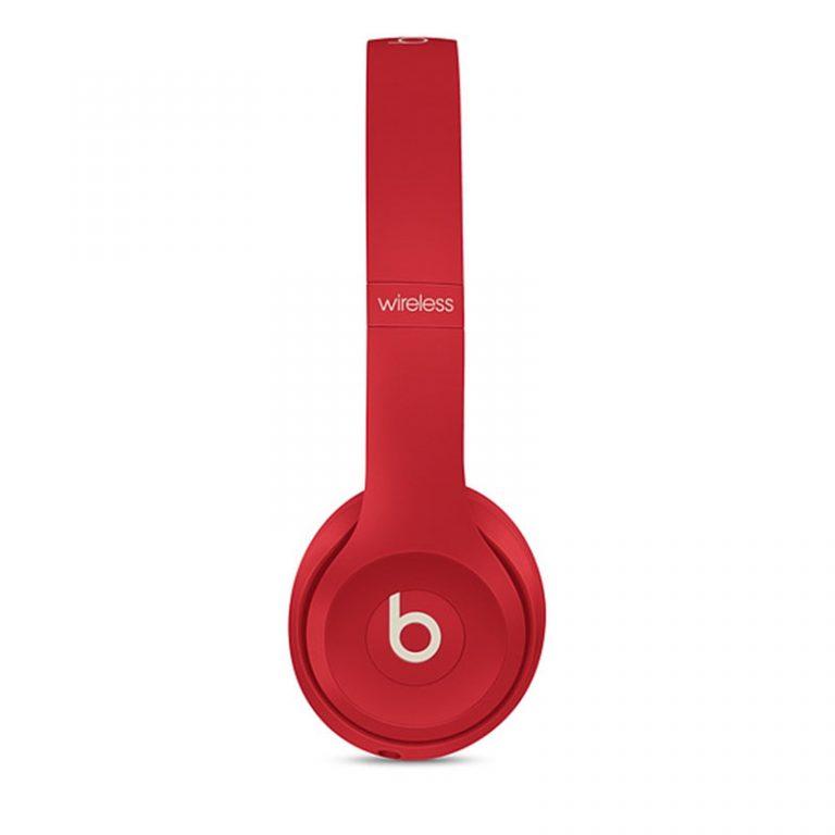 هدفون Beats Solo 3 Wireless Club Red