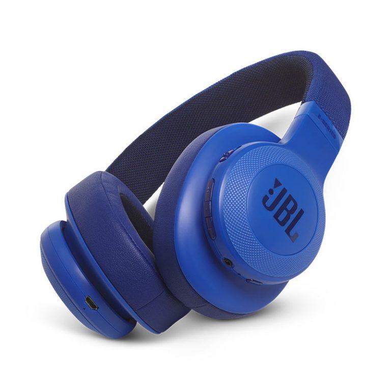 هدفون JBL E55 BT Blue
