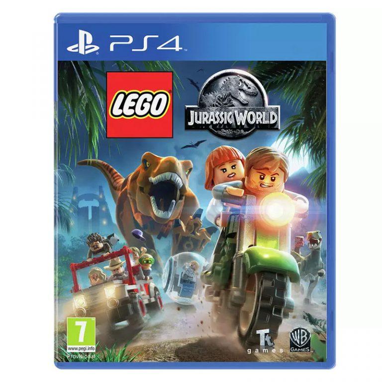 بازی LEGO JURASSIC WORLD PS4 R2