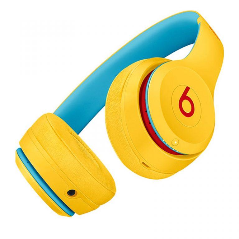 هدفون Beats Solo 3 Wireless Club Yellow