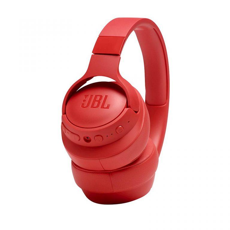 هدفون JBL TUNE 750BTNC Red