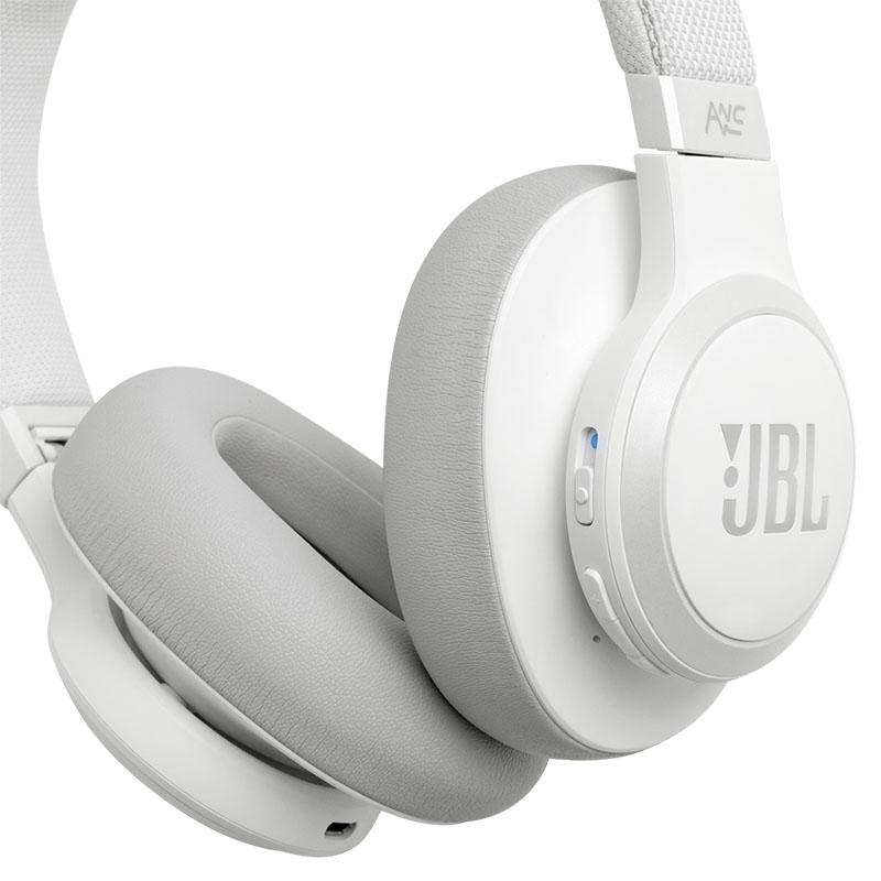 هدفون JBL LIVE 650 BTNC White