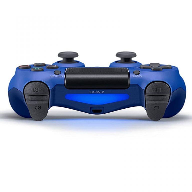دسته بازی DualShock 4 Wave Blue