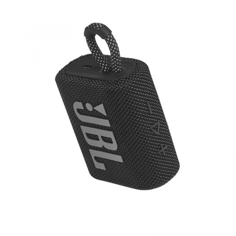 اسپیکر JBL GO3 Black
