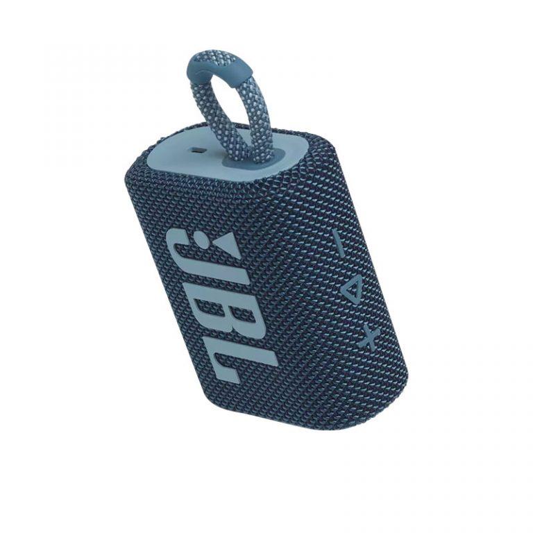 اسپیکر JBL GO3 Blue