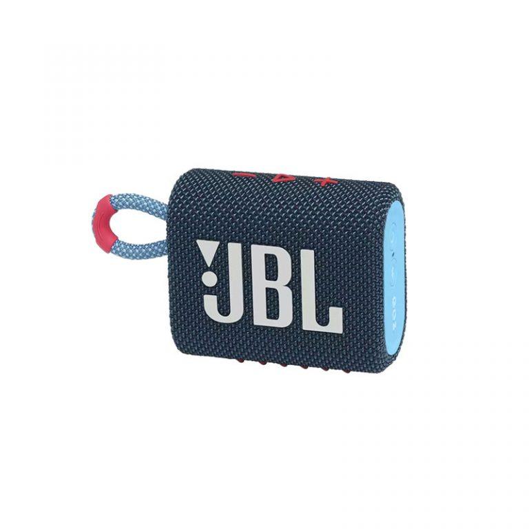 اسپیکر JBL GO3 Blue/Pink