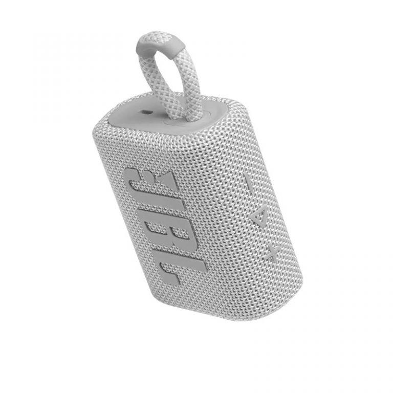 اسپیکر JBL GO3 White