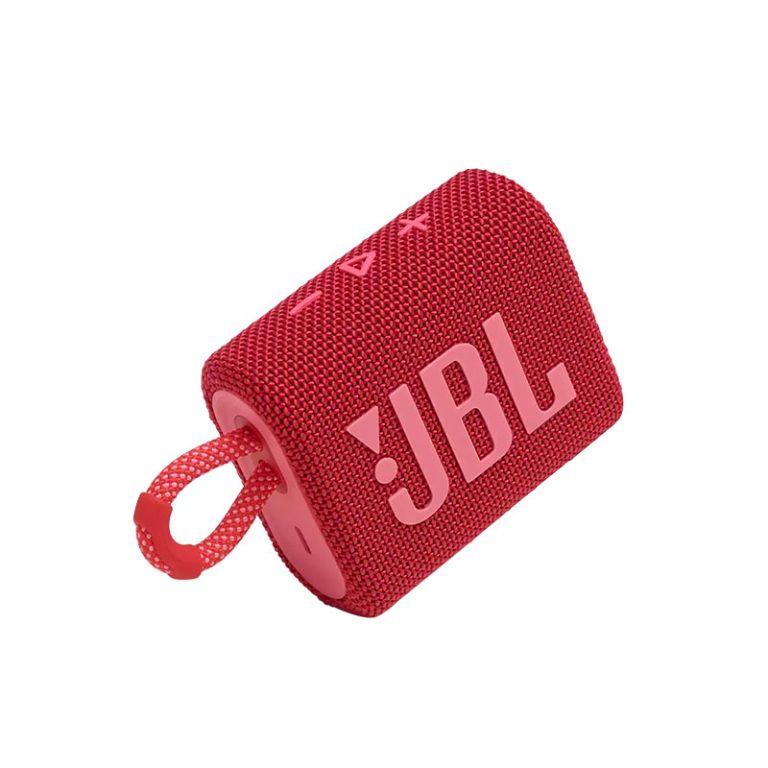 اسپیکر JBL GO3 Red