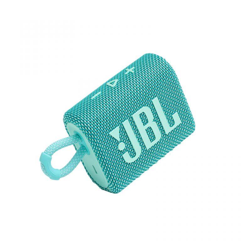 اسپیکر JBL GO3 Teal