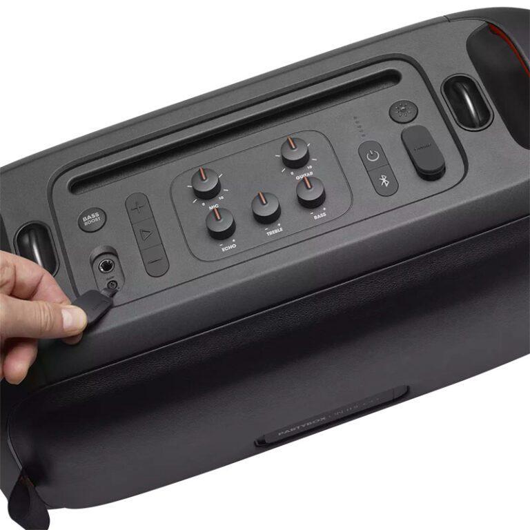 اسپیکر JBL PartyBox On-The-Go