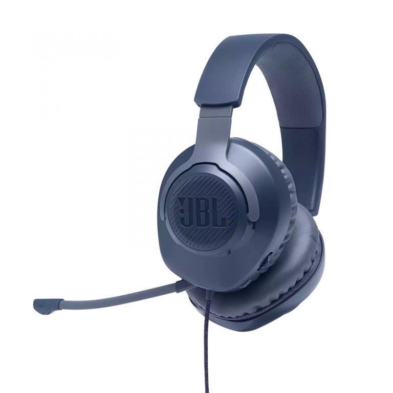 هدست گیمینگ JBL Quantum 100 Blue