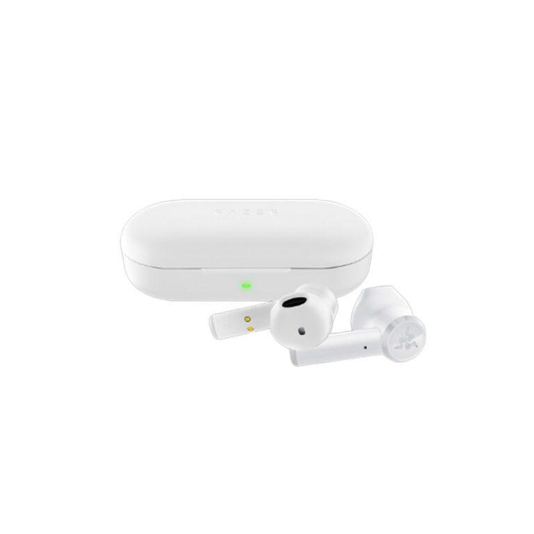 هدفون Razer Hammerhead True Wireless White