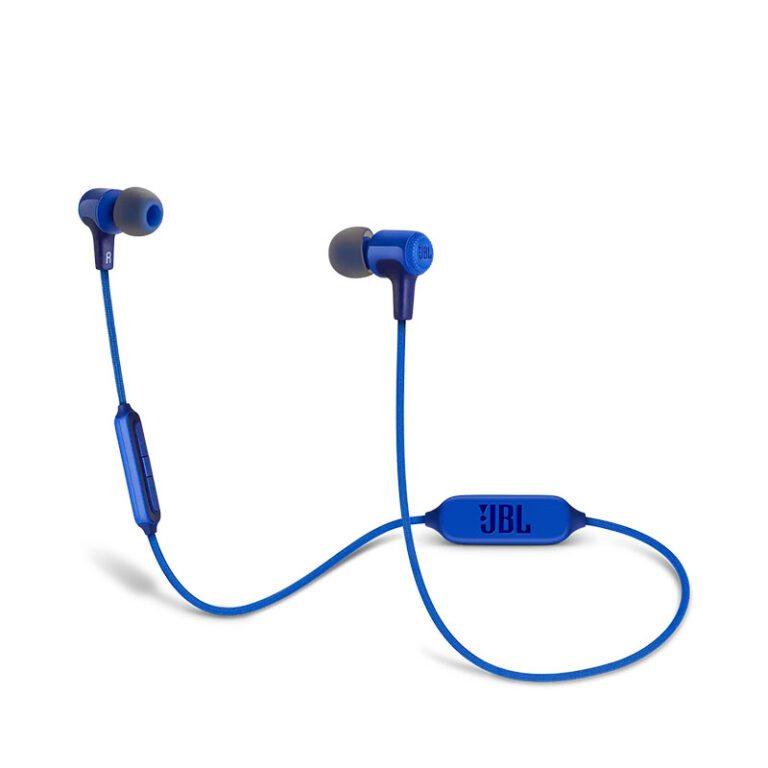 هدفون JBL E25BT Blue