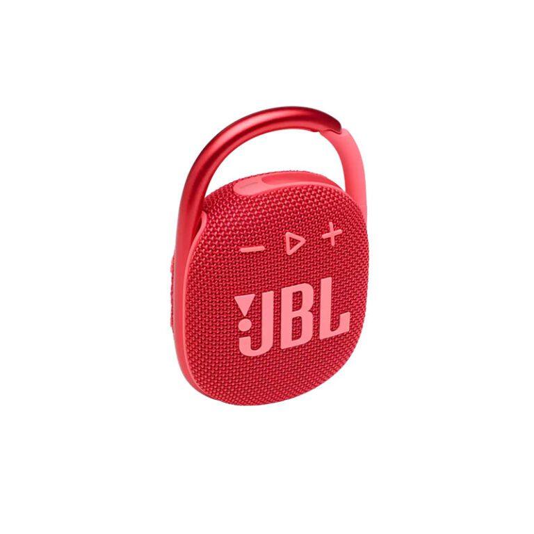 اسپیکر JBL CLIP 4 Red